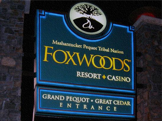 Foxwoods Resort, Mashantucket, CT