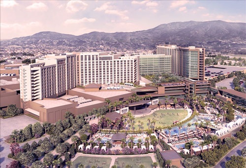 Pechanga Resort and Casino, California