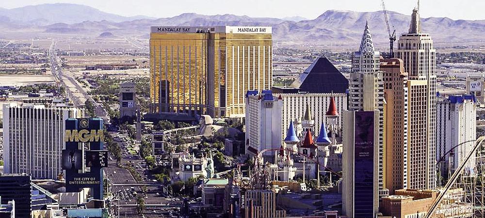 Las Vegas — City of Sin